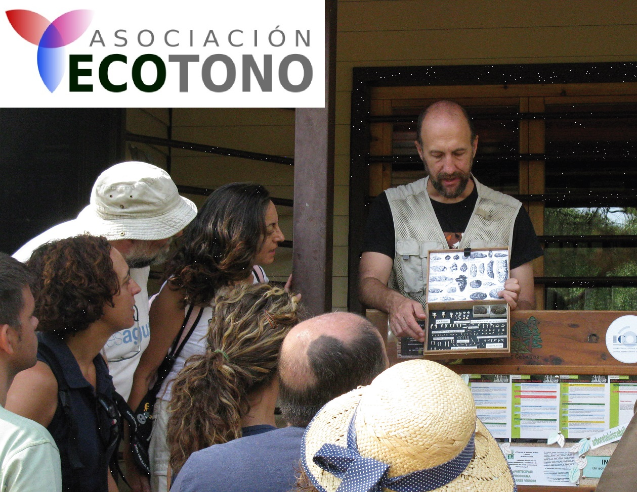 Asociación Ecotono, actividades en la Naturaleza. Rastreo, Berreas y mucho más…